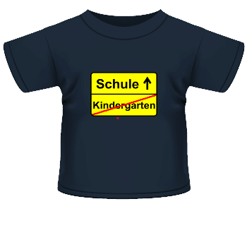 lustiges Kinder T-Schirt