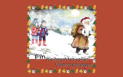 Hörbuch - Ein Weihnachten voller Überraschungen