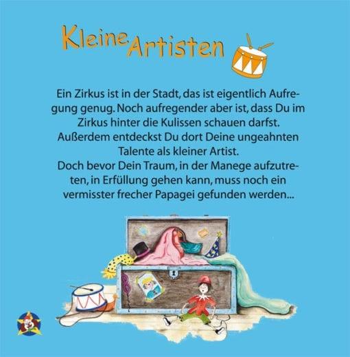 Hörbuch - Kleine Artisten
