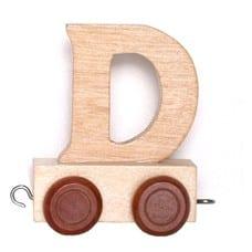 Buchstabe D vom Namenszug
