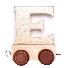 Buchstabe E vom Namenszug