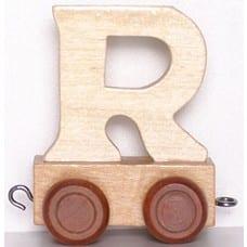 Buchstabe R vom Namenszug